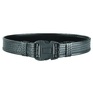 Bianchi 23703 Black Basketweave Accuelite Duty Belt Small 28 34