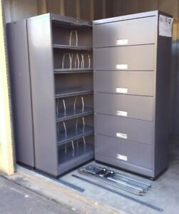 6 drawer Lateral File Cabinet With Receding Drawer Fronts Hon 626cl