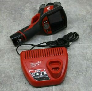 Milwaukee 160x120 Thermal Imager W Battery Charger