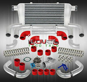 Jdm Vip Style High Performance Intercooler Boost Psi Blow Off Valve Couplers