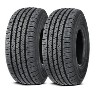 2 Lionhart Lionclaw Ht P225 70r16 101t All Season Performance Truck Suv Tires