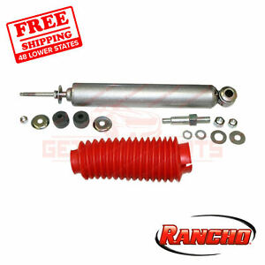Rancho Steering Stabilizer For 2005 2019 Ford F 350 Super Duty 4wd