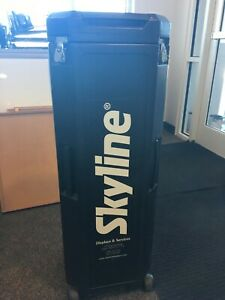 Skyline Trade Show Display Tabletop Exhibit w Case 72 Wide X 51 Tall