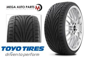 1 New Toyo Proxes T1r 245 45zr16 94w Stylish Ultra High Performance Tires