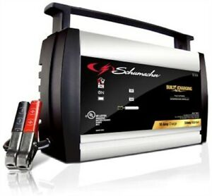 Schumacher Chargers Sc1358 6v 12v Fully Automatic Battery Charge