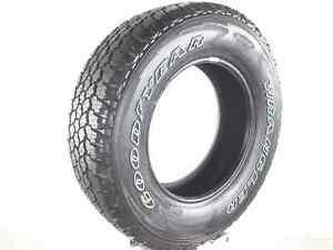 New P245 70r17 119 R 15 32nds Goodyear New Wrangler A T Adventure Owl