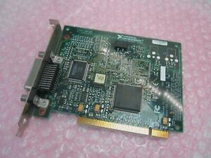National Instruments Ni Pci gpib Ieee 488 2 Interface Adapter Card