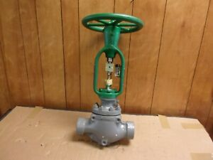 Fisher 2a1 lp Type 1008 Size 40 Manual Handwheel Actuator 2 Valve