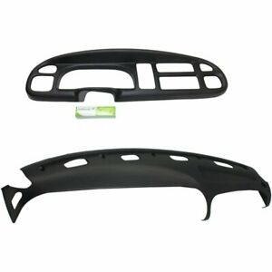 New Kit Dash Cover For Truck Dodge Ram 1500 2500 3500 1998 2002