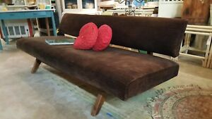Mid Century Sofa Daybed