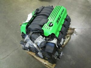 2011 2012 Dodge Challenger 6 4l Hemi Engine Assembly 54k Miles Oem