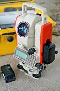 Pentax Pts v Series Total Station W data Cable 2batteries L k
