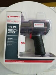 New Heavy Duty High Torque 650 Ft Lb 1 2 Air Impact Wrench Twin Hammer Freeship