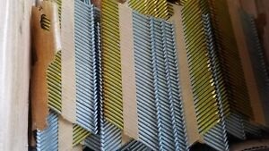 Framing Nails Paper Tape Hot dipped Galvanized 2 3 8 in X 113 2 000 ct 30
