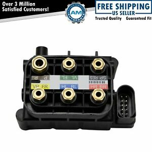 Air Suspension Valve Solenoid Block For Mb W164 W166 W221 W251 W212 New