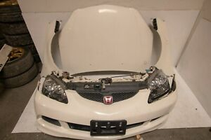 2005 2006 Jdm Acura Rsx Dc5 Integra Type R Front End Conversion Nose Cut White