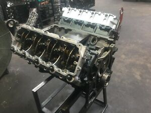 6 0 Ford Powerstroke Remanufactured Diesel Long Block Engine 2003 To 2007