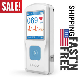 Portable Ecg for Mac And Windows To Monitor Heart Health green New Top