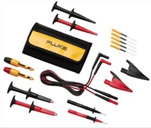 Suregrip Deluxe Automotive Test Lead Kit Fluke Tlk282 Flk