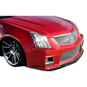 For Cadillac Cts 2009 2013 Carbon Creations G2 Style Carbon Fiber Front Splitter