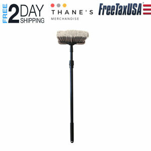 Car Washing 8 Inch Dip Brush Long Handle Auto Truck Vehicle Soft Wash Cleaning