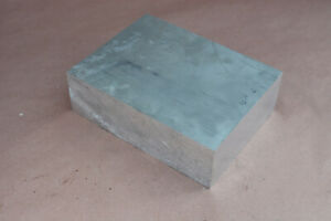 6061 t651 Aluminum Block 2 5 Thick 6 25 Wide 8 25 Long