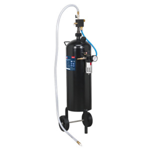 Psb40 Sealey Portable Soda Blasting Kit 18kg Capacity Shot Blasting