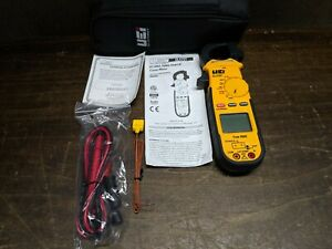 New Uei Test Instruments Model Dl479t True Rms Hvac r Clamp Meter Free Shipping