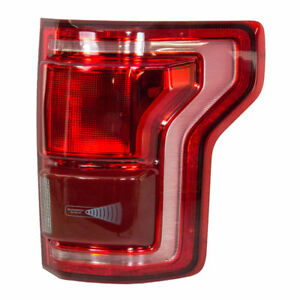 Oem 2015 17 Led Tail Light Lamp Assembly Right Side Rh For Ford F 150 New