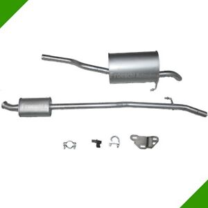 Complete Exhaust System Renault Clio Kit 1 4