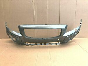 2008 2009 2010 2011 2012 2013 2014 2015 Volvo Xc70 Front Bumper Cover Oem Used