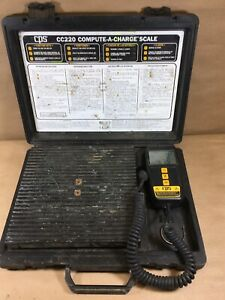 Cps Cc220 Compute a charge Scale In Case