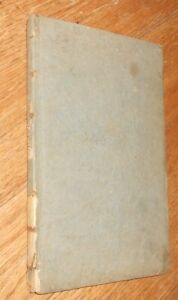 1819 Antique Medical Book Essay On The Disorders Of Old Age By Anthony Carlisle