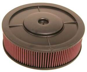 Flow Control Custom Air Filter Assembly K N 61 4000 4bl Hol No Chk 14x4