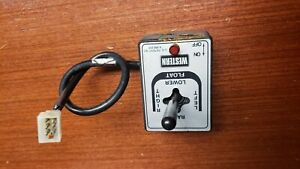 Fisher Plow Joystick Controller 6 Pin Straight Blade Western