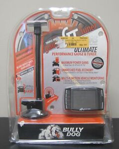 New Bully Dog 40410 Triple Dog Gt Gas Gauge Tuner