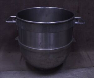 140 Qt Quart Stainless Steel Commercial Mixing Bowl For Hobart Mixer