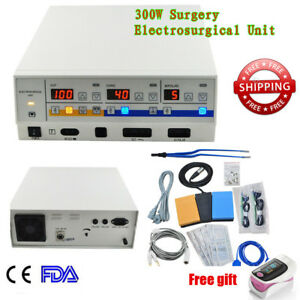 High Frequency Electrosurgical Unit Diathermy Machine Cautery Leep Device Upate