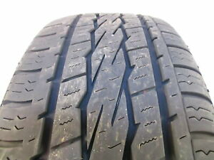 Used P245 65r17 107 T 8 32nds General Tire Grabber Stx Owl