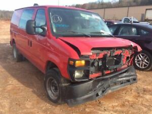 Console Front Floor Outer Section Fits 03 16 Ford E350 Van 1477431