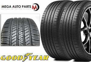 2 New Goodyear Eagle Touring 245 45r19 98w Tires