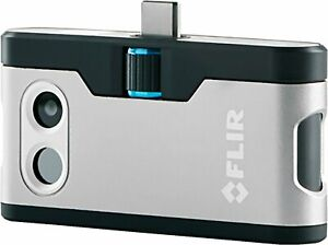 Flir One Thermal Imaging Camera For Android Usb c Gen 3 Adjustable Connector New