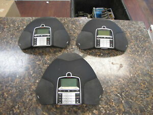 Lot Of 3 Avaya B179 Sip Conference Phones 700504740