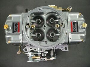 Holley 4150 4781 850cfm Competition Drag Racing Double Pumper Carburetor