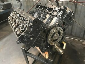 7 3 Ford Powerstroke Remanufactured Diesel Long Block Engine 1994 2002