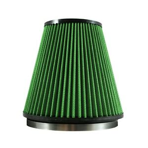 Green Filter 7123 Cone Air Filter 8 H 7 Id 8 5 Od 5 Top