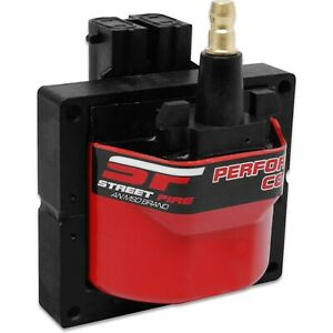 Msd Ignition 5526 Street Fire Gm Dual Connector Ignition Coil