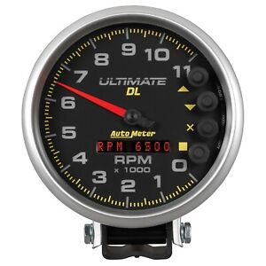 Autometer 6897 Ultimate Dl Playback Tachometer
