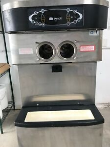 taylor Ice Cream Machines C713 33 Water Cooled 3 phase With Air Chille