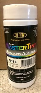 1019s Cromax Axalta Master Tint Special Additive Fine Red Green Pearl